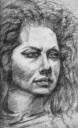 Chiaroscuro sketch by jablar