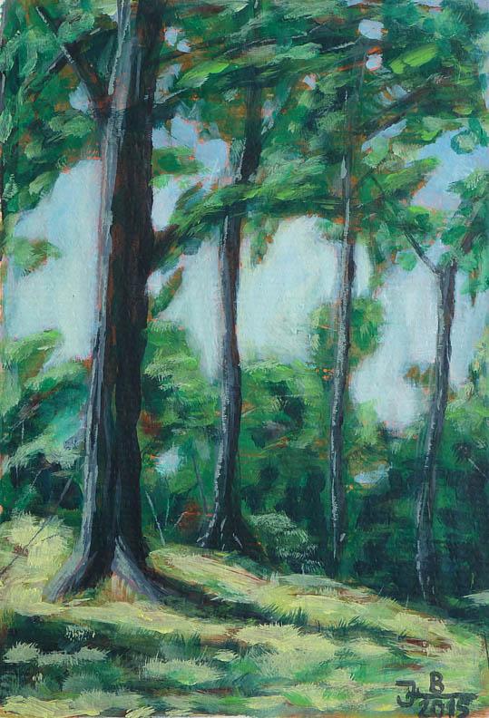 Imp forest by jablar