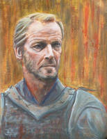 Ser Jorah Mormont by jablar