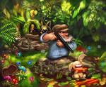 Rabbit Hunter Hunter