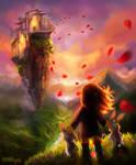 Floating In Dreams