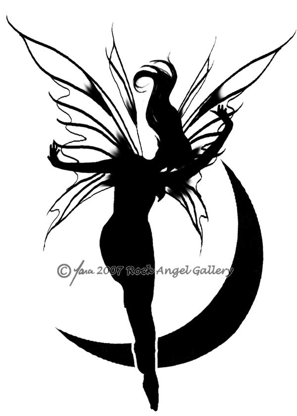 Fairy Tattoo Design 1