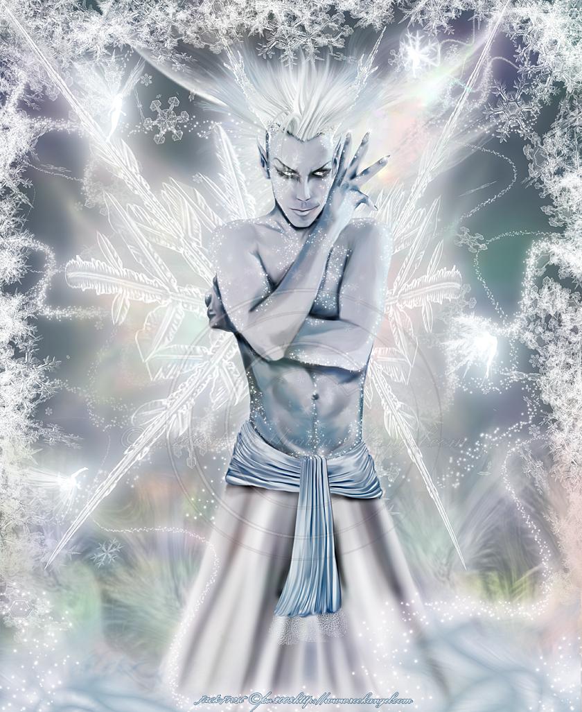 Jack Frost by SpiritOnParole
