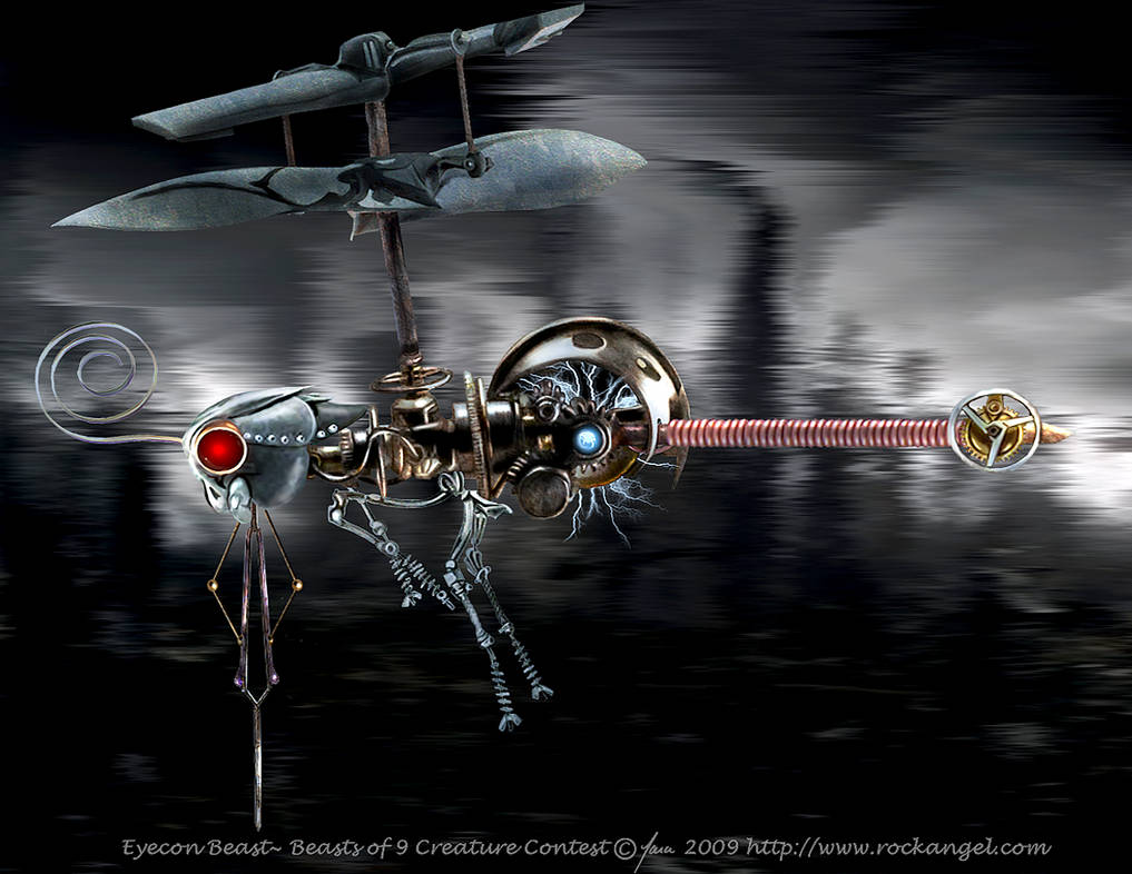 Eyecon Recon Beast