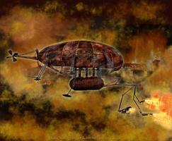 The Hydra by SpiritOnParole