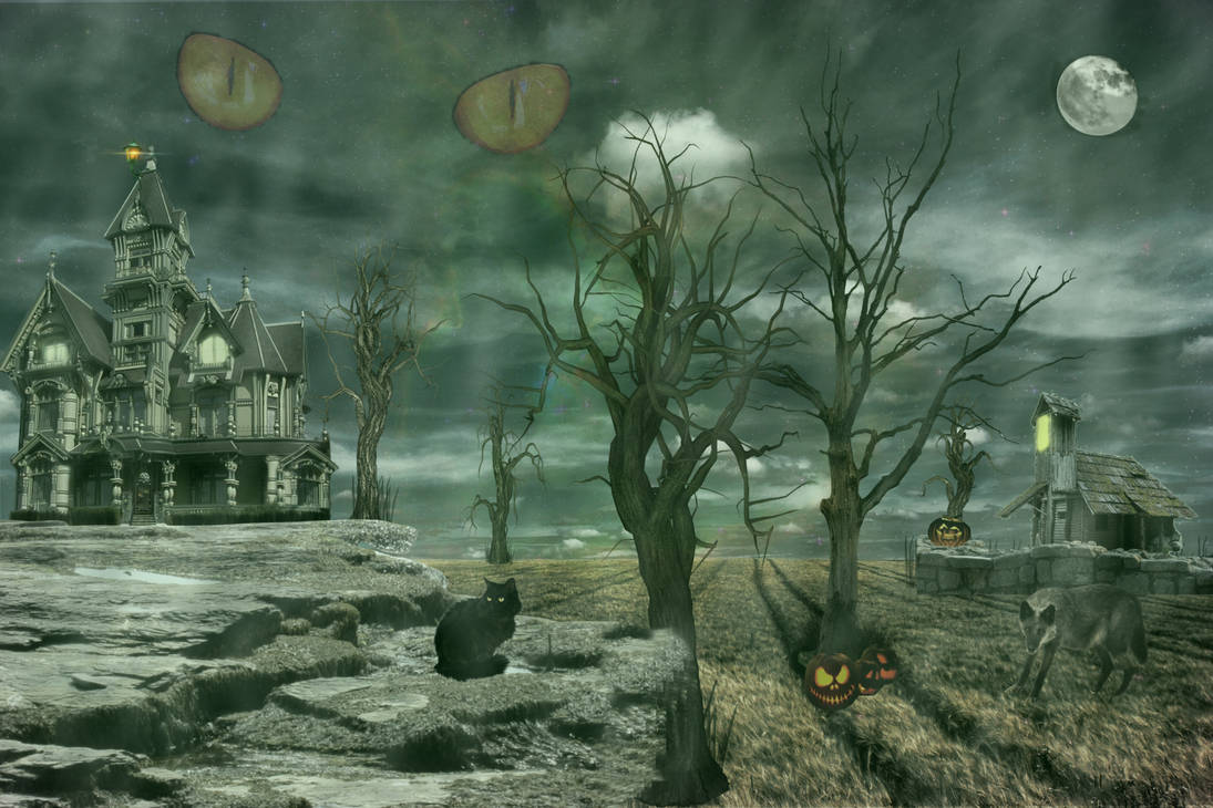 Haunted Houses1