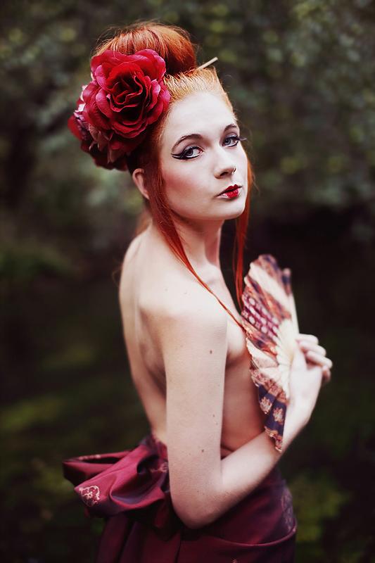 Geisha by TriinErg