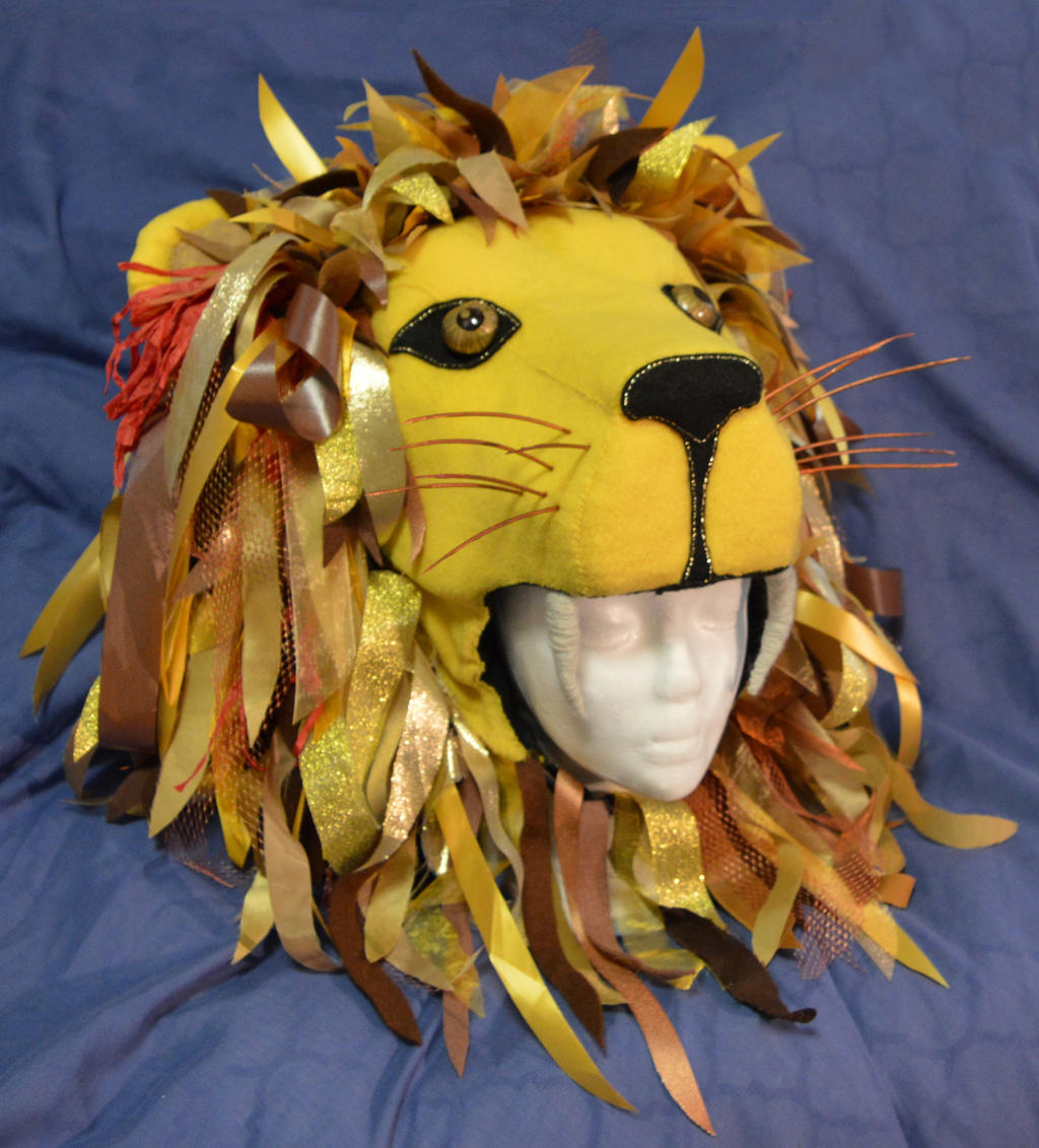 568fe14a29b Luna lovegood lion hat on deviantart jpg 1024x1131 Luna lovegood lion hat