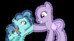 Kat Base(MLP):Petunia-the cutiest archeologist