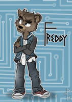 [Pizza For Heroes] - Freddy by ErmineDev
