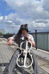 Octavia Cosplay by HampshireBrony