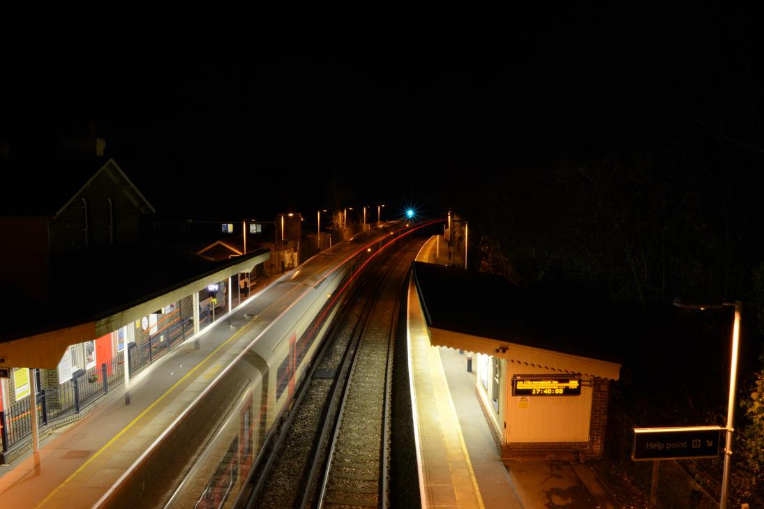 Ghost Train by HampshireBrony