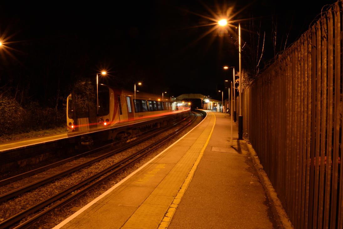 Ghost Train II by HampshireBrony