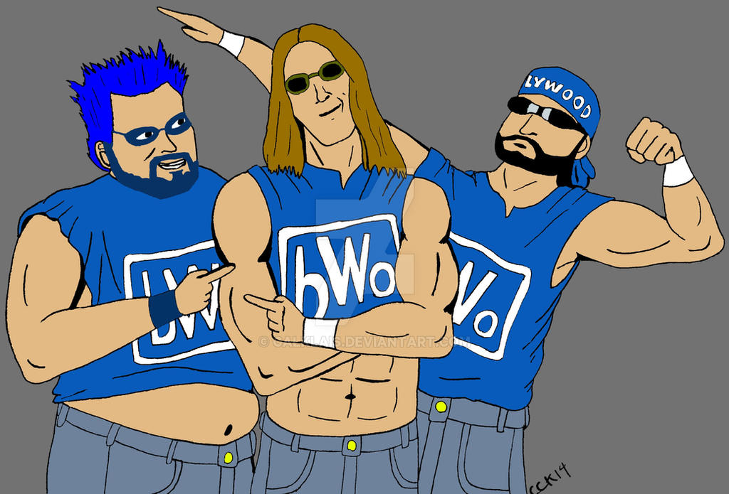 bWo the Blue World Order by calklais on DeviantArt