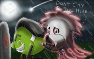 ''Don't cry Im still here...'' by Carol2015