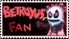 PMATGA Betrayus Stamp by CarolinaChicarelli
