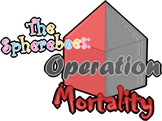 The Spherebees: Operation Mortality (Title Logo) by Carol2015