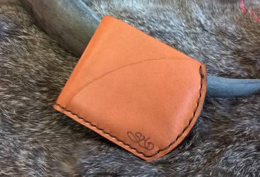 Leather Wallet by TijonWolfsMajestys