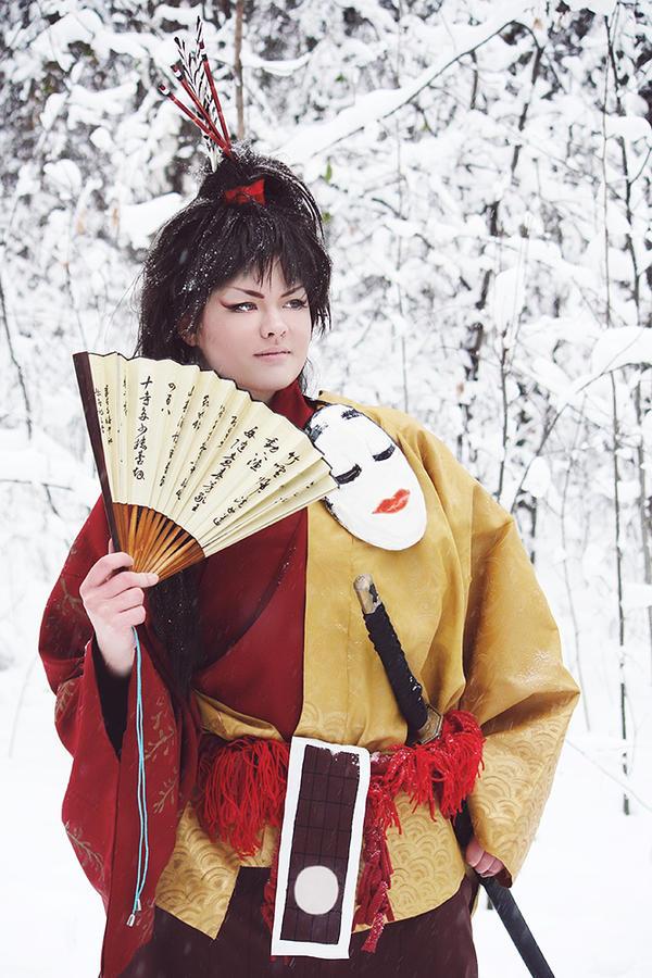 Sengoku Basara Keiji by Ashitaro