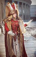 Warhammer Queen Lachryma III by Ashitaro