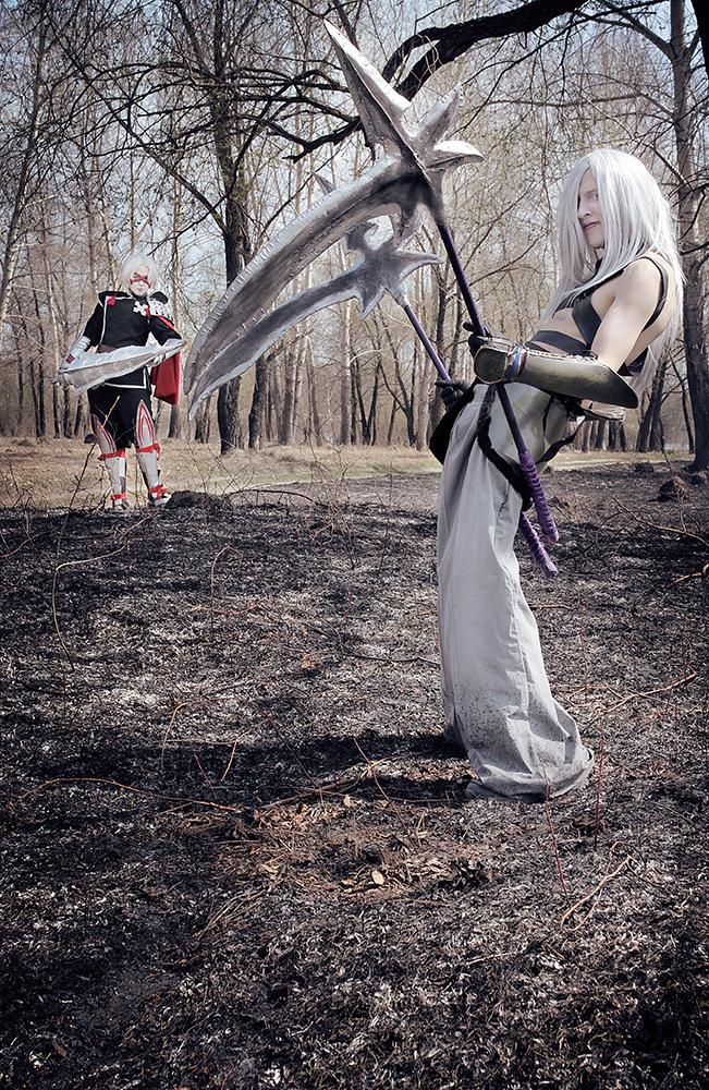 Sengoku Basara. Encounter by Ashitaro