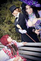 Trinity Blood: Lady's talk by Ashitaro