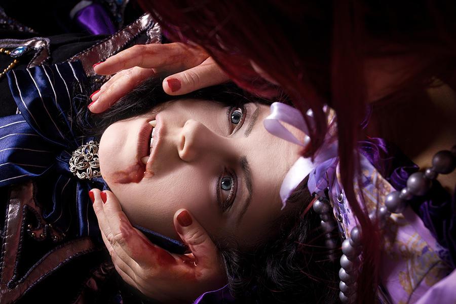 Trinity Blood: Star of Sorrow by Ashitaro