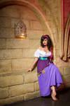 The Hunchback of Notre Dame - Esmeralda