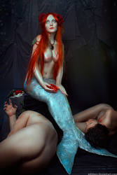 Guests of a Mermaid by Ashitaro