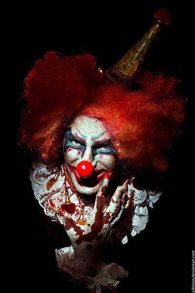 Clown by Ashitaro