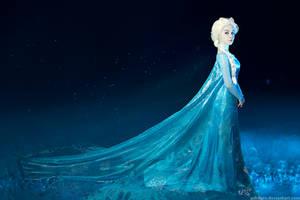 Frozen cosplay - Elsa