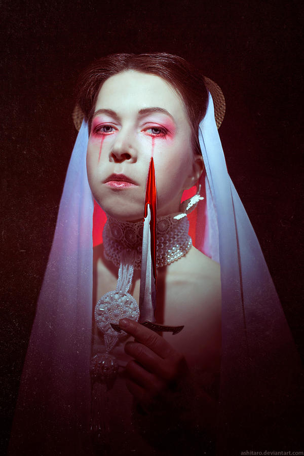 Blood on Lace, Catherine de Medici by Ashitaro