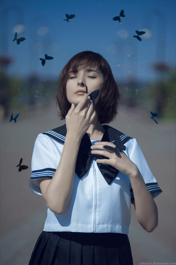 Wings of Change I by Ashitaro
