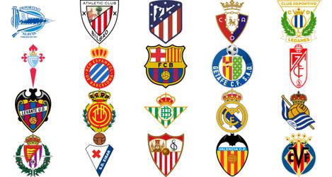 2019/2020 La Liga Spain