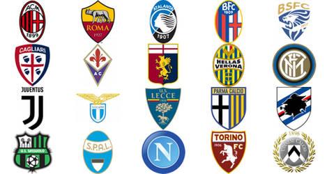 2019/2020 Serie A Italy