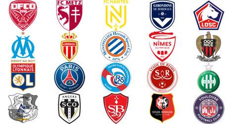2019/2020 Ligue 1 France