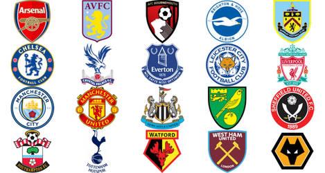 2019/2020 Premier League England