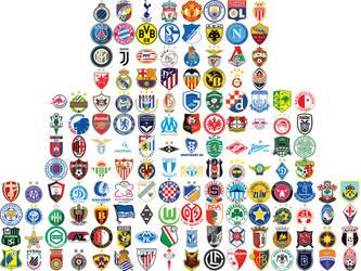 UEFA Clubs 2019 by UdinIwan