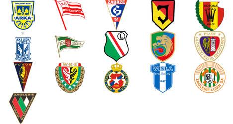 2018/2019 Ekstraklasa Poland by UdinIwan