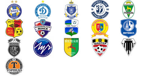 2018 Vysheyshaya Liga Belarus by UdinIwan