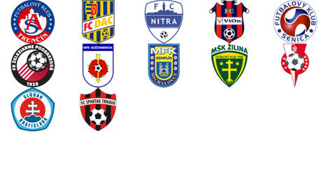 2018/2019 Fortuna Liga Slovakia by UdinIwan