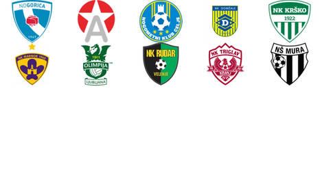 2018/2019 Prva Liga Slovenia by UdinIwan