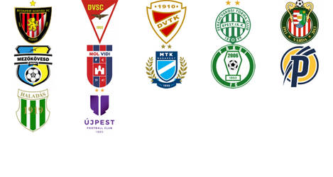 2018/2019 Nemzeti Bajnoksag Hungary by UdinIwan