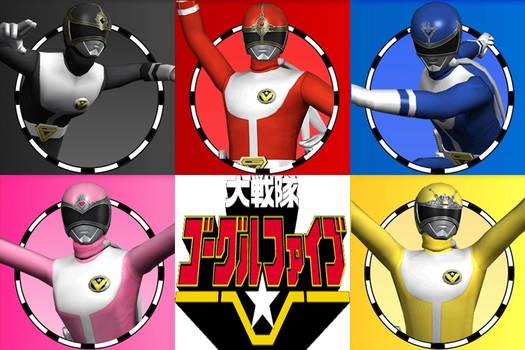 Dai Sentai Goggle Five