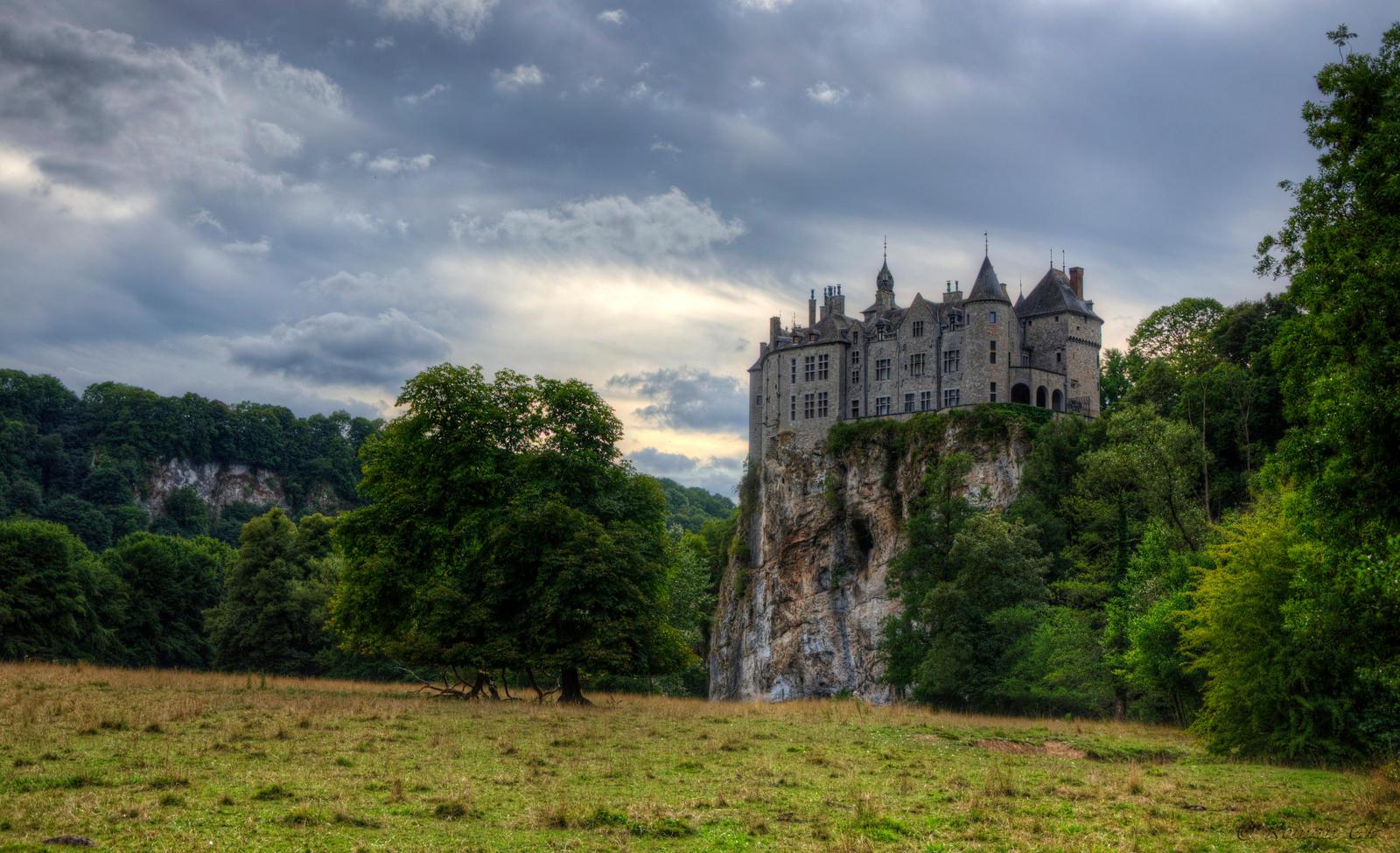 Walzin Castle By Roman-gp On DeviantArt