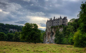 Walzin castle by roman-gp