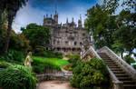 Quinta da Regaleira - The manor house