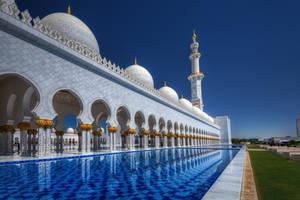 Sheikh Zayed Mosque II by roman-gp