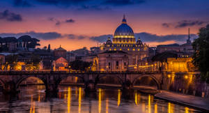 St. Peter's Basilica by roman-gp