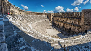 Aspendos Roman Theatre by roman-gp